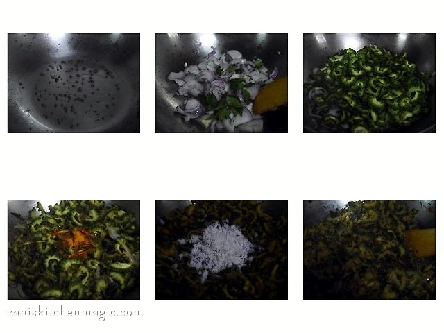 Pavakka Stir fry method (640x480)