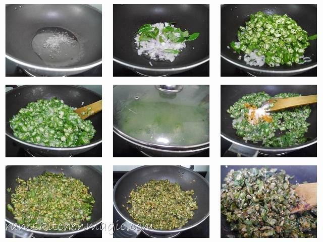 Okra stir fry kerala style method (640x480)