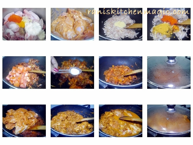 restaurant Style chicken curry method 1 (640x480)